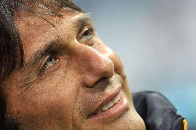 Juventus Rejuvenation Will Make Antonio Conte Wanted Coach Across Europe