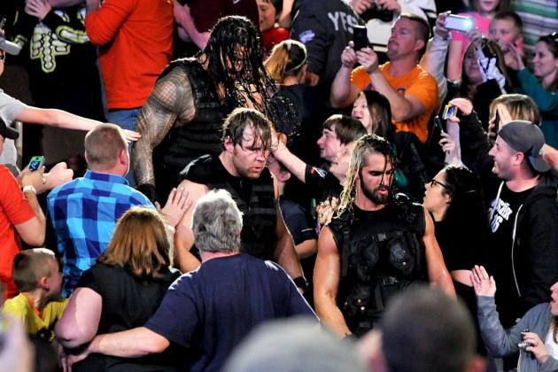 Evolution vs. Shield Highlights Value of Tag Team Wrestling in WWE