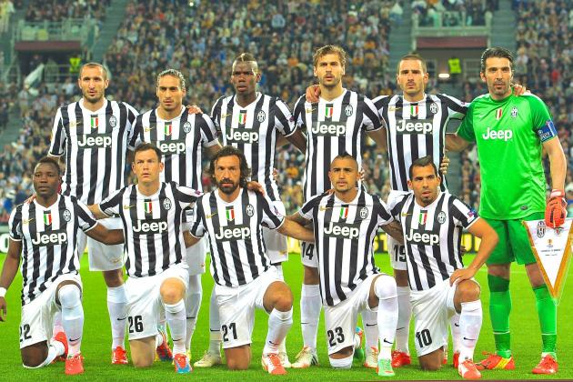 Juventus Capture 2013-14 Italian Serie A Championship After Roma Loss