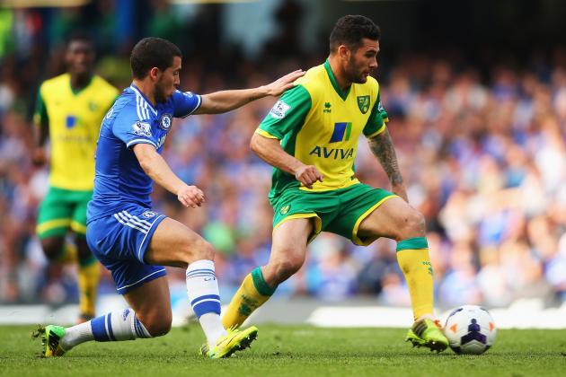 Chelsea vs. Norwich City: Premier League Live Score, Highlights, Report