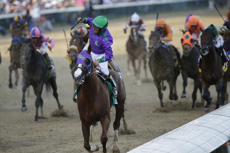 Kentucky Derby Results 2014: Video Replay, Times Chart, Triple Crown Predictions