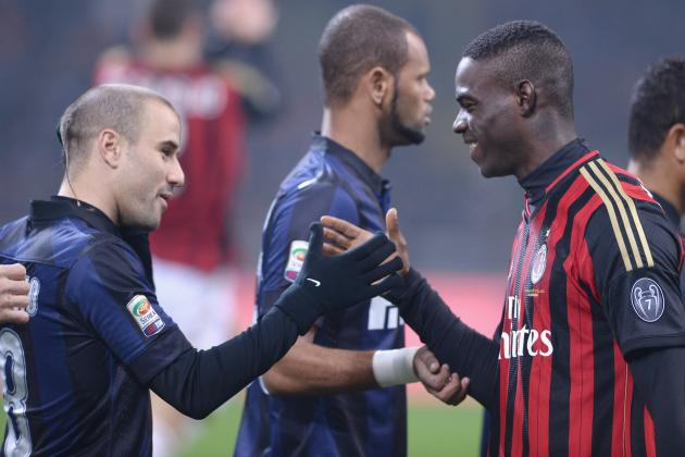 AC Milan vs. Inter Milan: Live Player Ratings for Both Teams in the Milan Derby