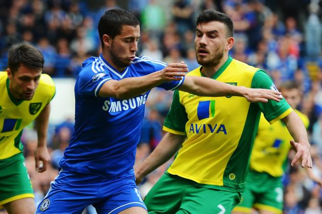 Chelsea's Draw with Norwich City Sums Up Their Season as Faint Title Hopes Fade