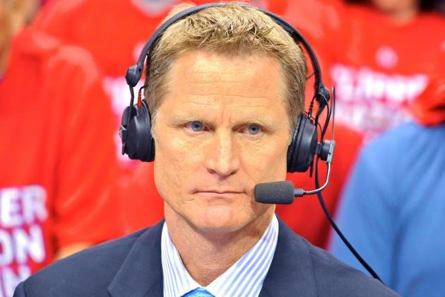 Steve Kerr Reportedly Keeping Door Open for Warriors Job Instead of Knicks