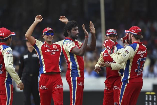 Royal Challengers Bangalore v Sunrisers, IPL 2014: Highlights, Scorecard Report