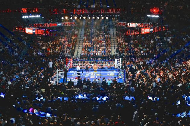 Spectators Injured in Stampede at MGM Grand After Mayweather vs. Maidana Fight