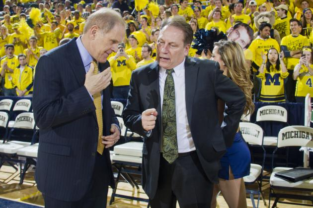 Which CBB Powerhouse Has the Better 2014 Class: Michigan or Michigan State?