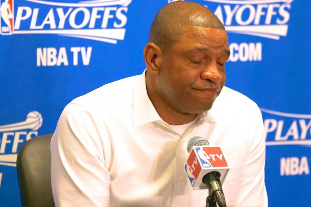 How Doc Rivers Picked Up Pieces of Donald Sterling's Mess