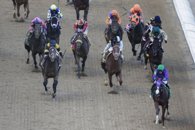Kentucky Derby 2014: Using Race Results, Highlights to Predict Preakness Winner