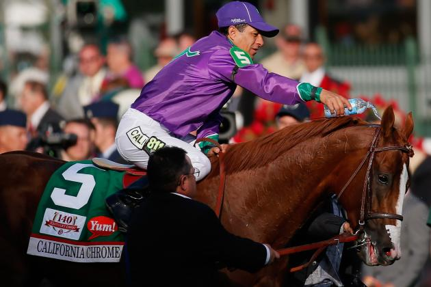 Kentucky Derby 2014: Horses with Best Shot at Preakness Stakes