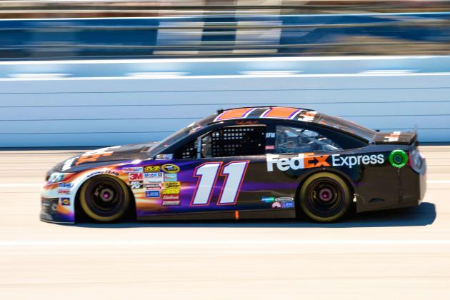 NASCAR at Talladega 2014: Live Results and Analysis from Aaron's 499