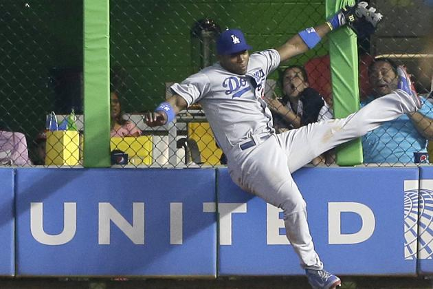 Yasiel Puig Injury: Updates on Dodgers Star's Status and Return