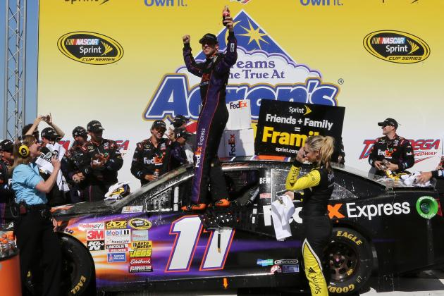 Sprint Cup Chase 2014: NASCAR Standings and Schedule After Aaron's 499