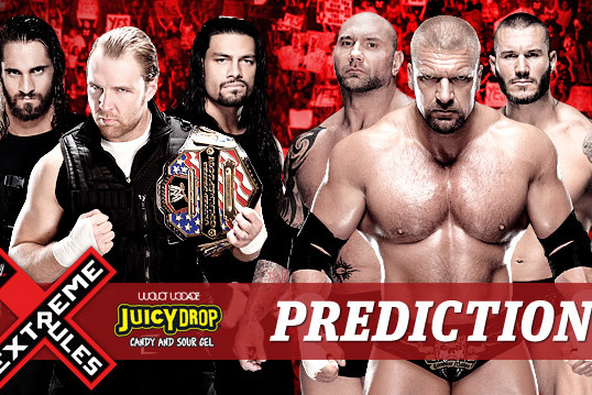WWE Extreme Rules: Which Match Will Steal the Show?