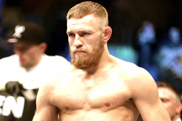 Conor McGregor Should Focus Less on Talking and More on Fighting Cole Miller