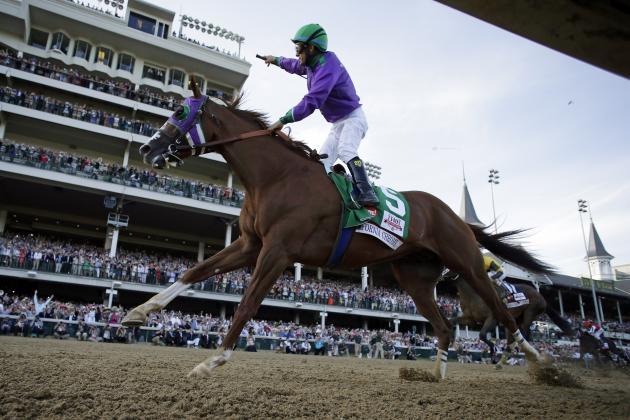 Kentucky Derby 2014: How Top Contenders Performed at Churchill Downs