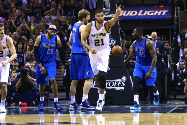Mavericks vs. Spurs Game 7: Live Score, Highlights and Reaction