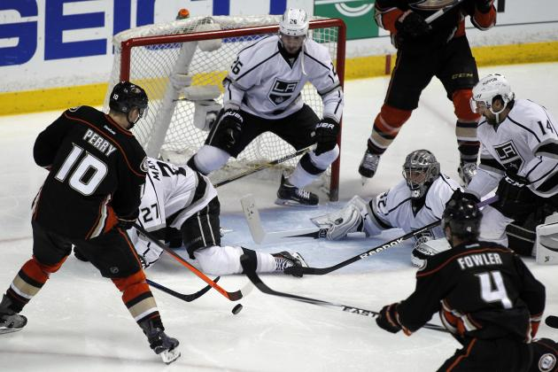 NHL Playoffs 2014: TV Schedule and Predictions for Monday's 2nd-Round Bracket