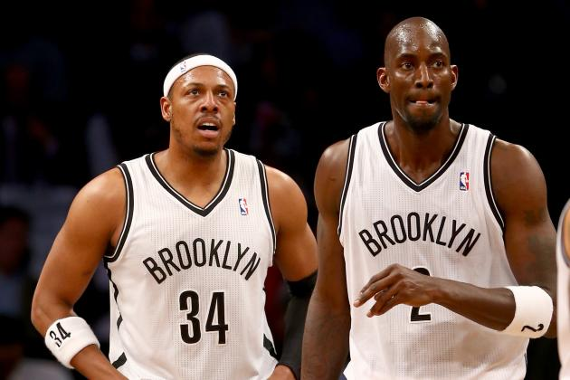 Nets Investment in Pierce, KG Paying Off