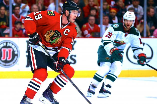 Minnesota Wild Looking Like a Speed Bump on Chicago Blackhawks' Road to Repeat