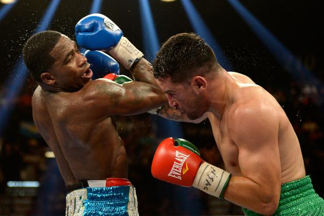 Broner vs. Molina: Dissecting Long-Term Implications of Fight's Result