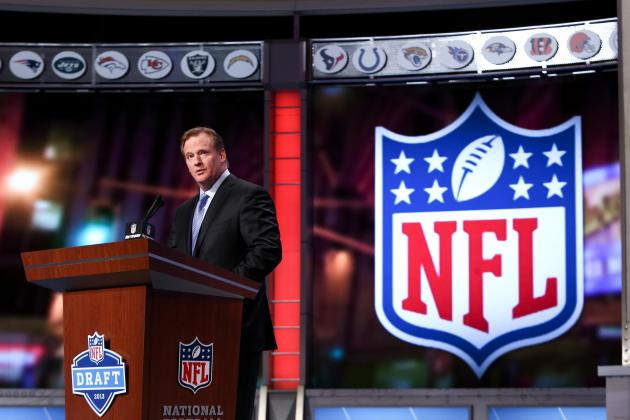 2014 NFL Mock Draft: How Thursday Will Play Out at Radio City Music Hall