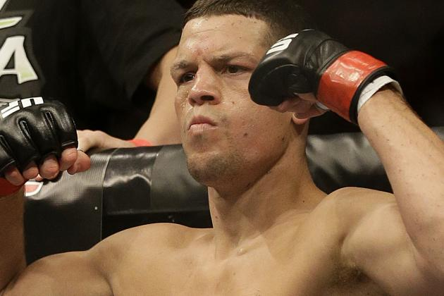 Nate Diaz and the Quandary of Being Just Good Enough Not to Be Needed