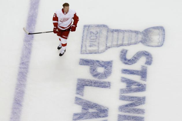 Why Daniel Alfredsson Might Not Return to the Detroit Red Wings Next Season