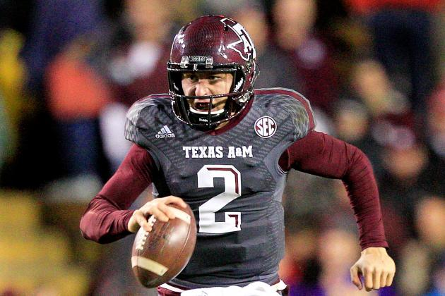 "Texas' DC Says Manziel ""Will Have to Learn How to Be a QB"" in the NFL"
