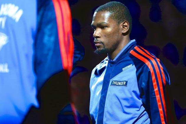 History Will Judge Kevin Durant's MVP Season by Results, Not Numbers