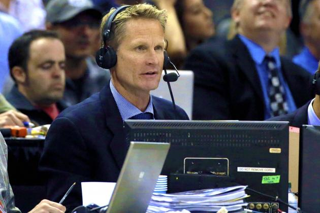 Should Golden State Warriors Pursue Steve Kerr to Replace Mark Jackson?