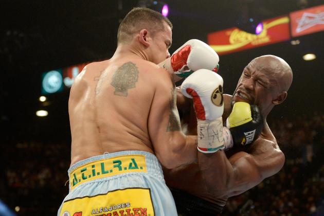 Floyd Mayweather Jr. vs. Marcos Maidana: Epic Bout Makes Rematch Must-See Event