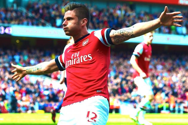 Arsenal Do Just Enough to Keep West Brom at Bay