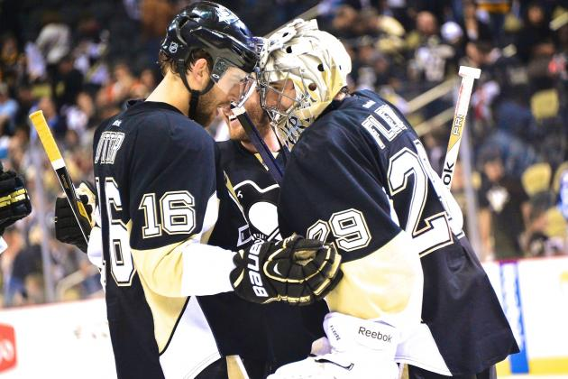 Rangers vs. Penguins: Game 2 Score and Twitter Reaction from 2014 NHL Playoffs