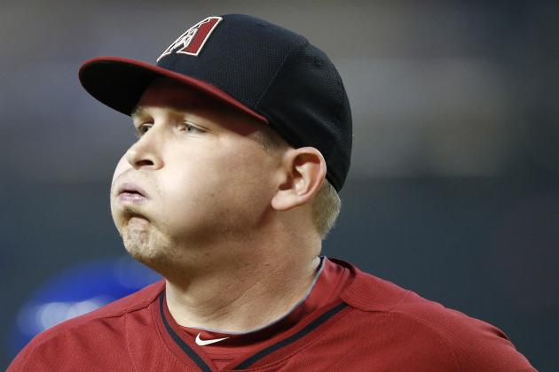 Arizona Diamondbacks Should Dump Pitcher Trevor Cahill