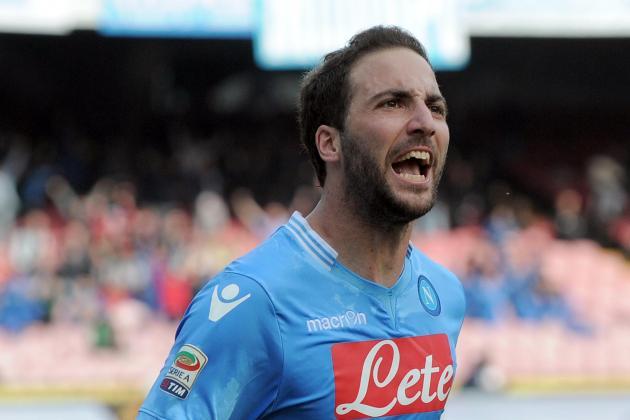 Inter's Juan Says Napoli's Gonzalo Higuain Uttered Racial Slurs During Match