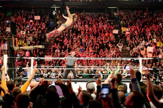 WWE Extreme Rules 2014: Main Event Proves Daniel Bryan Is Long-Term Top Babyface