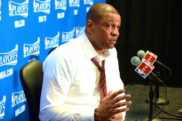 Doc Rivers Will Reportedly Be on Search Committee for New Clippers CEO