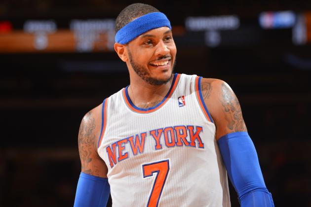 Will Steve Kerr Help or Hurt NY Knicks' Chances of Keeping Carmelo Anthony?