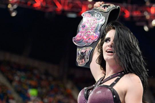 Paige's Title Defense Was Hurt by Botched Finish at Extreme Rules