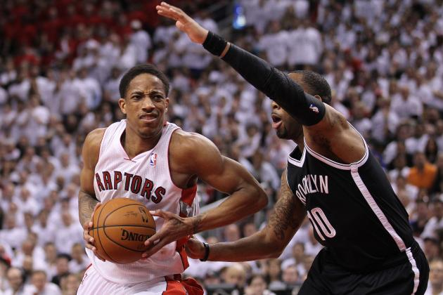 Toronto Raptors' Season a Success Despite 1st-Round Exit