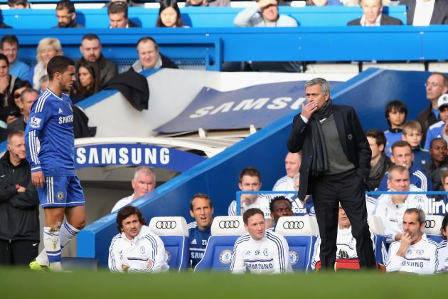 Mourinho and Hazard Must Work Together If Chelsea Are to Succeed Next Season