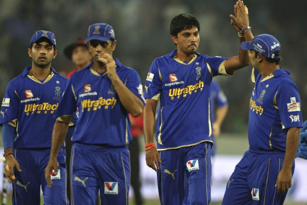 Rajasthan Royals vs Kolkata Knight Riders, IPL 2014: Highlights, Scorecard Recap