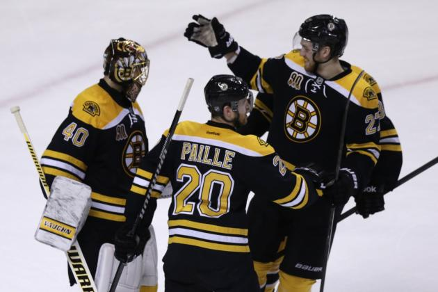 NHL Playoff Schedule 2014: Updated Bracket and TV Info for Stanley Cup Matchups