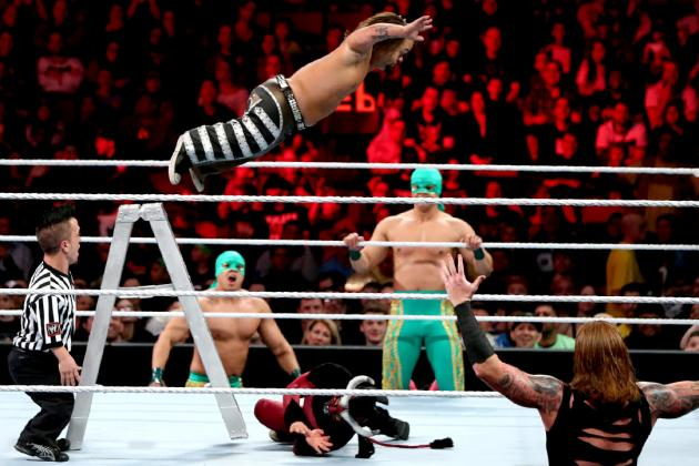WWE Extreme Rules 2014 Results: Worst Booking Decisions from PPV