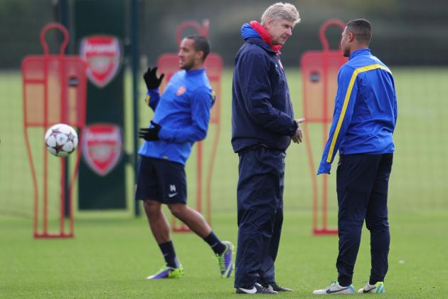 Arsenal Transfers: Why Arsene Wenger Needs to Sign a Winger This Summer