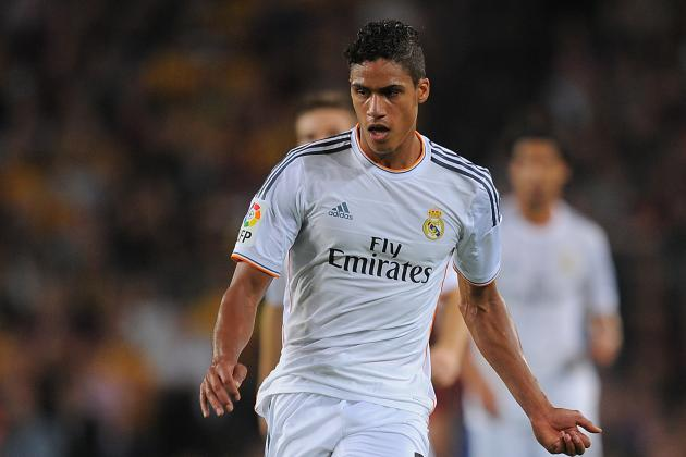 Real Madrid Must Resist Jose Mourinho Move for Raphael Varane