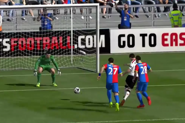 Crystal Palace vs. Liverpool: Simulating Crucial Premier League Tie on 'FIFA 14'