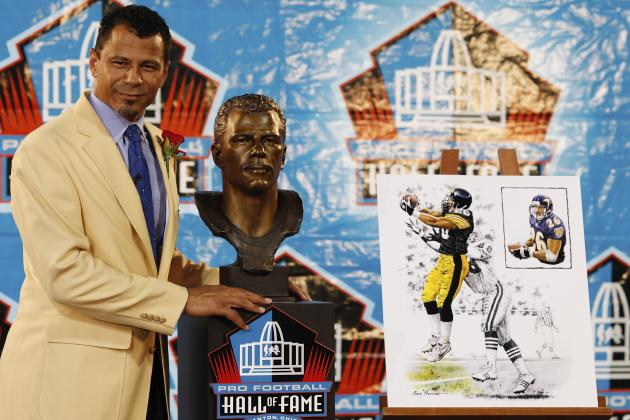 Rod Woodson Talks Donte Whitner Addition to Browns, College D-Backs
