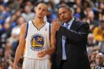 Curry: Jackson Scrutiny 'Unfair', Firing Would Be a Shock